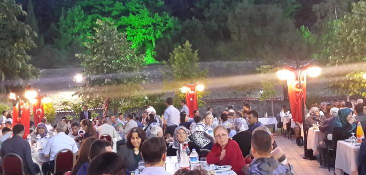 GARNİZON KOMUTANLIĞI İFTAR PROGRAMI..