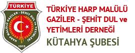 Türkiye Harp Malulü Gaziler Şehit Dul ve Yetimleri Derneği Kütahya Şubesi